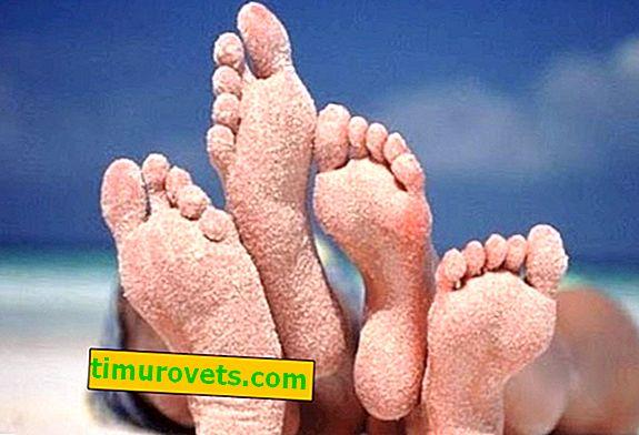 Ako liečiť topánky z huby?