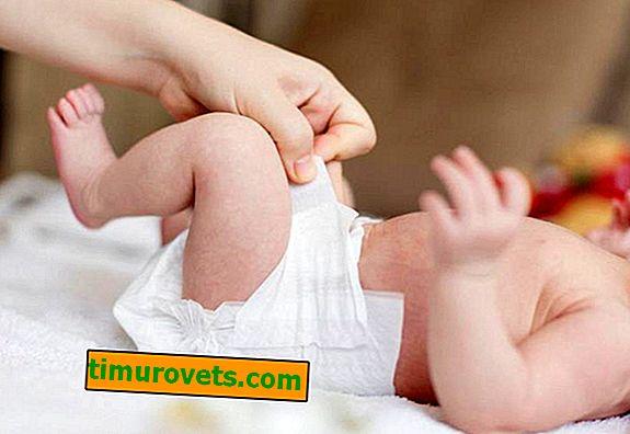 A che età puoi indossare le mutande per pannolini