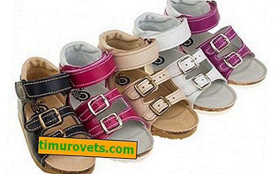Çocuklara yönelik anti-hallus ayakkabıları