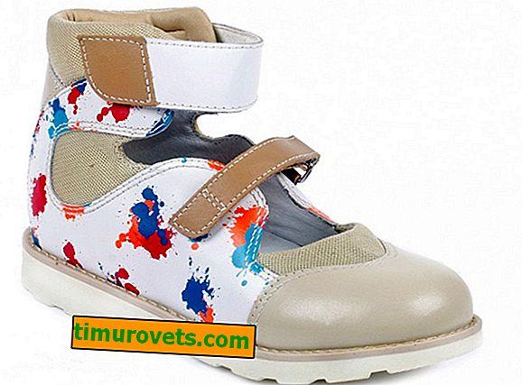 Anti-chaussures pour enfants