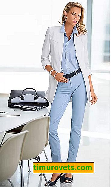 Business stil av kvinneklær: 7 myter