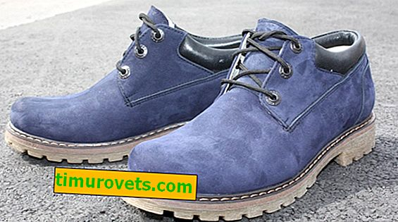 Nubuck shoes pros and cons