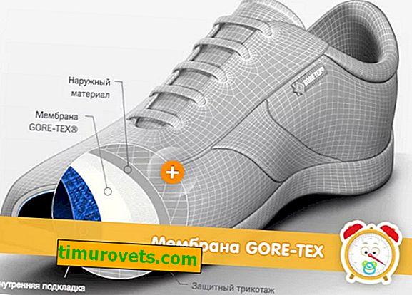 Gortex - što je to u cipelama?