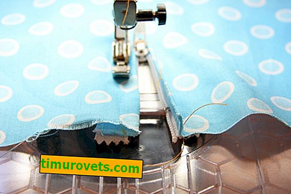 Cómo coser la cremallera en una funda nórdica con tus propias manos