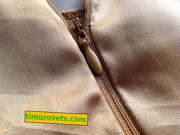 Cómo coser una cremallera oculta sin un pie especial