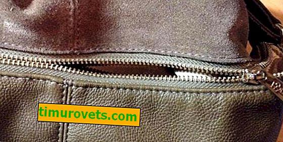 ¿Qué hacer si la cremallera en la mochila diverge?
