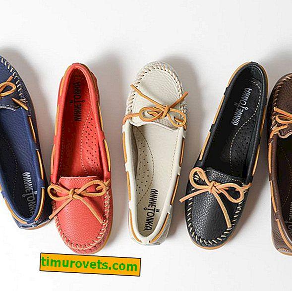 Hvordan bruke kvinners loafers