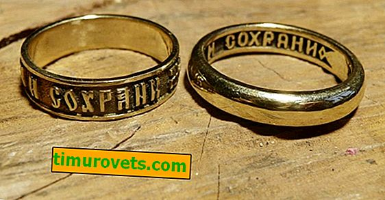 """Как да носите пръстена """"Запазване и запазване"""""""