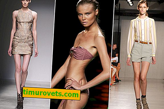 Why do fashion designers only work with thin models?