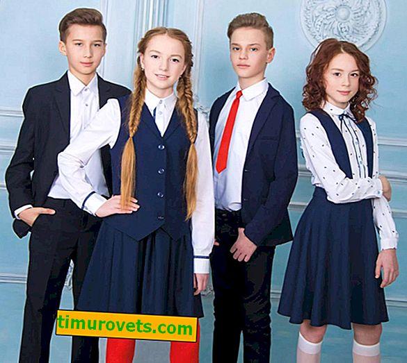 Školská uniforma 2019: čo rodičia musia zvážiť