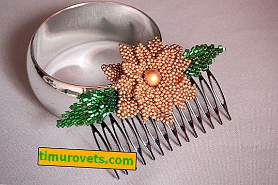 DIY perlice za kosu