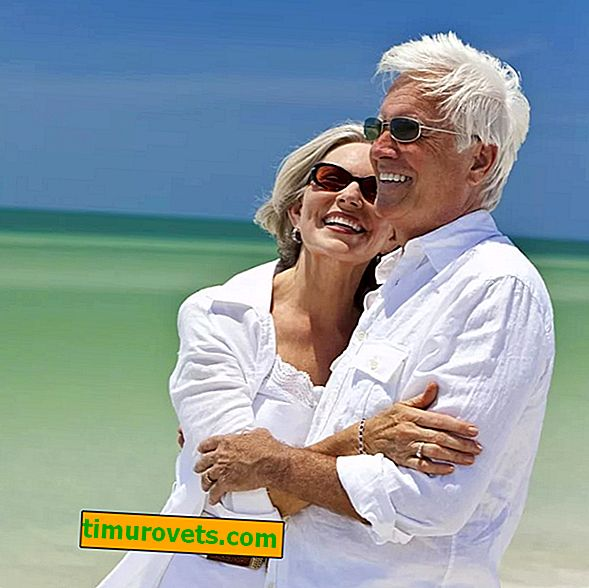 Kaj se poročiti po 50. letu