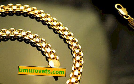 Altın zincir nasıl kontrol edilir?