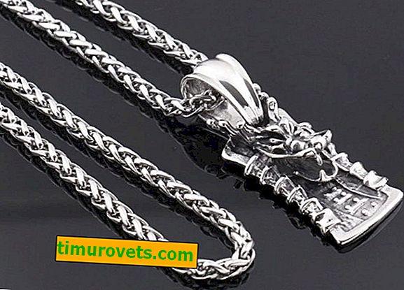 Arten von Silberketten
