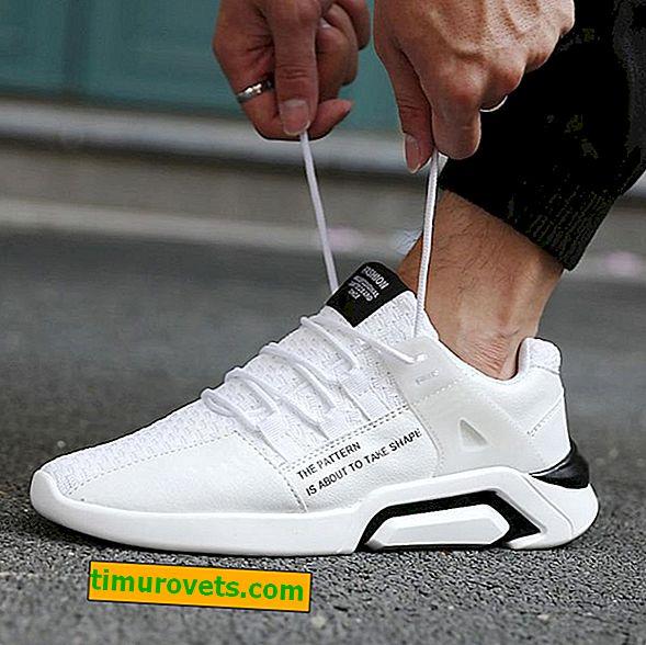 Trendy sneakers til mænd i 2019