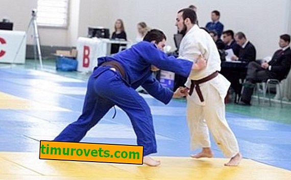 Kako privezati pas na kimono za judo?