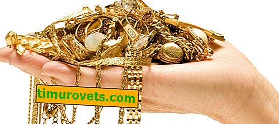 Hvad man skal kigge efter, når man køber guld i en pantelånshop