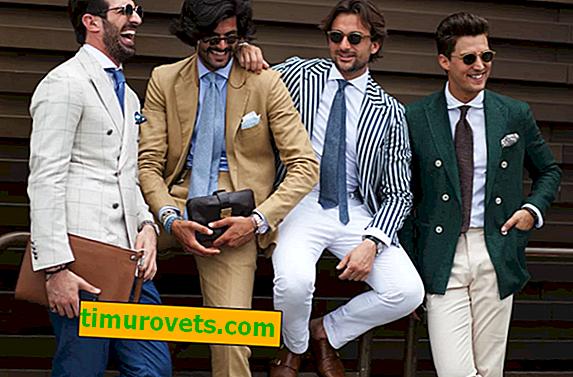 5 pravidiel pánskej módy
