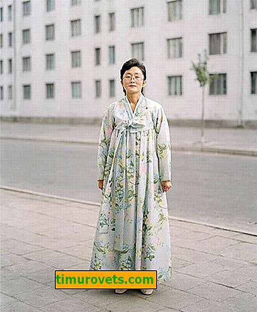 Jedinstvene modne novosti iz Sjeverne Koreje