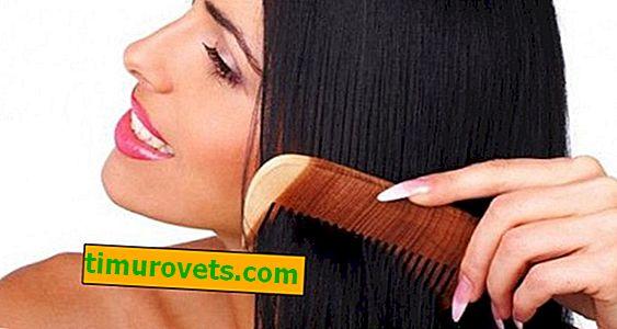 Quel signe - perdre une brosse à cheveux?