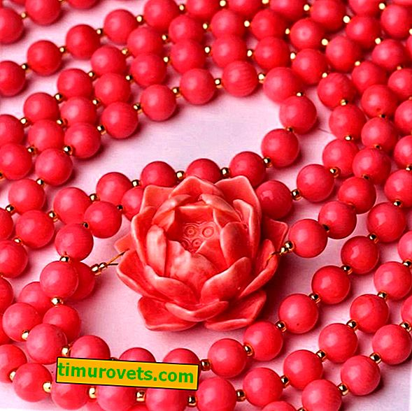 Coral Beads: A Healing Ornament