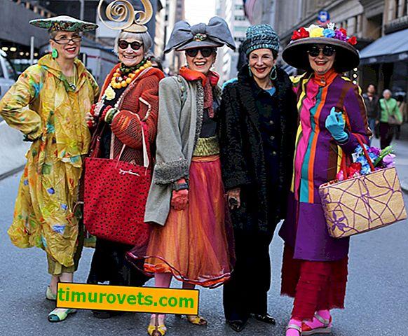 Moda za starost: kako se mijenjaju moderni umirovljenici