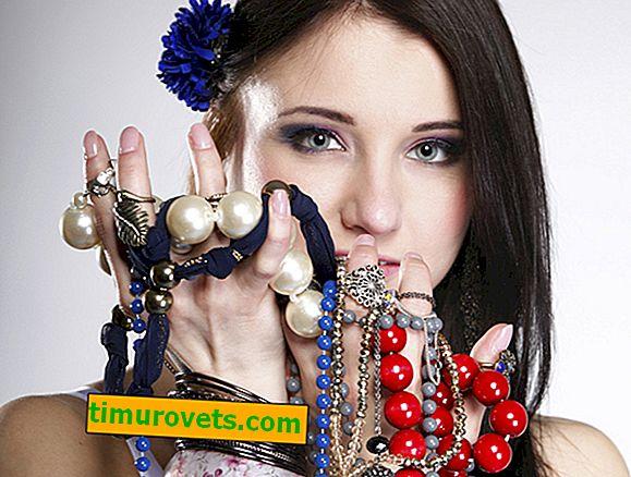 Priroda žene određena je nakitom na njoj