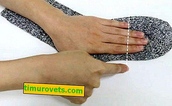 Как да направите ръкавици без пръсти със собствените си ръце?