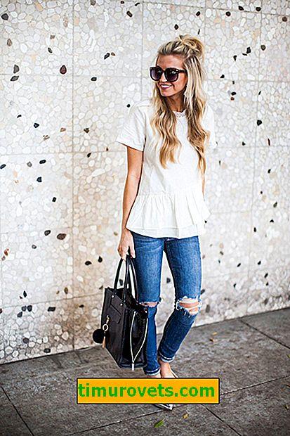 Quoi porter pour un look féminin en jean