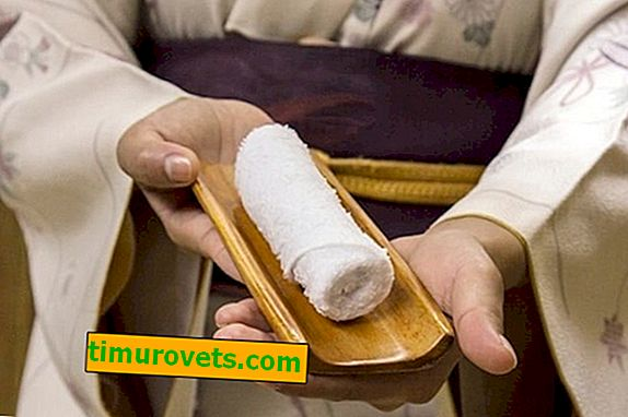 Zakaj mokri brisače strežejo v suši baru