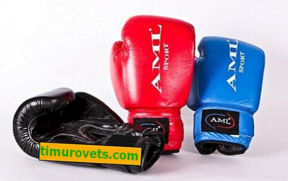 Как да изберем боксови ръкавици?