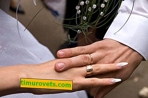 ¿Por qué usar un anillo de bodas en el dedo anular?