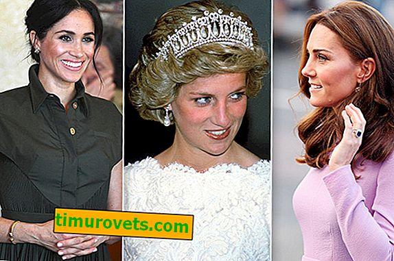 Трябва ли да нося бижутата на принцеса Даяна за снаха си?