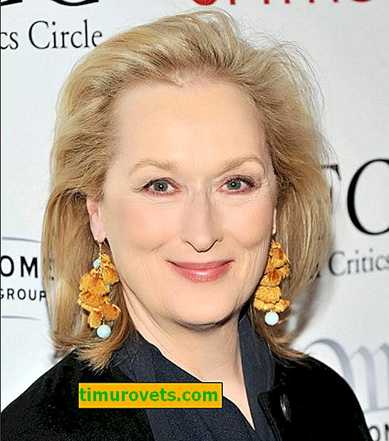 Hvordan Meryl Streep kombinerer femininitet og konservatisme