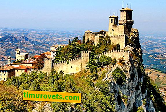 Einkaufen in San Marino