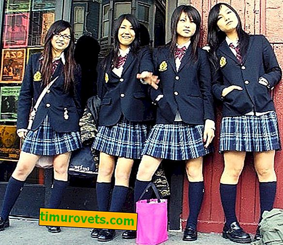 Why Japanese schoolgirls are forbidden tights