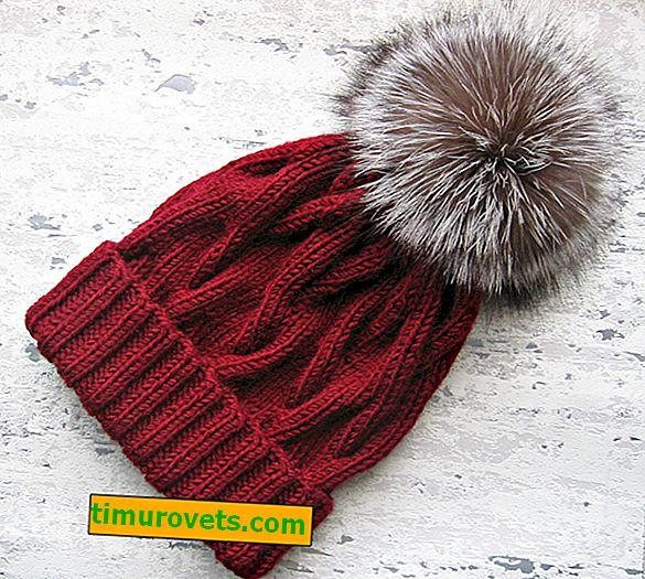Why make a pompom on a hat?