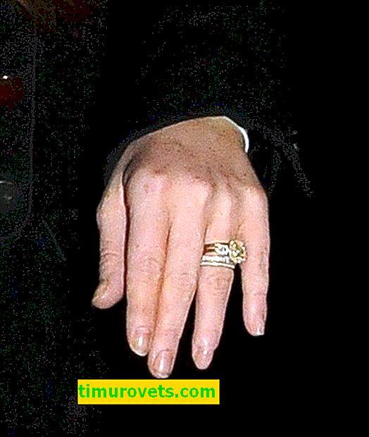 На кой пръст се носят сватбените пръстени на вдовицата?