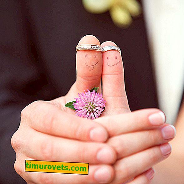 ¿Quién debería comprar anillos de boda?
