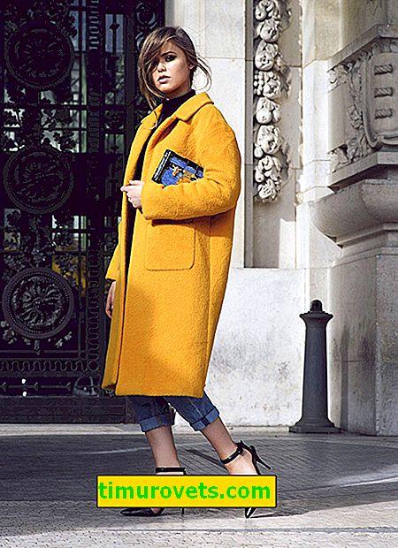 Які пальто-оверсайз будуть в моді навесні і восени 2019