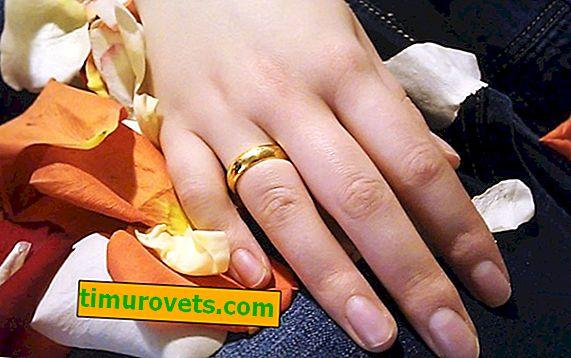 Wie finde ich einen Ring zu Hause, wenn er verloren geht?