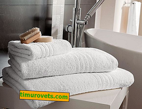 How to whiten towels at home