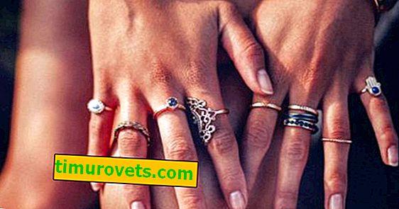Защо да не опитате на пръстените на други хора?  Символика, знаци