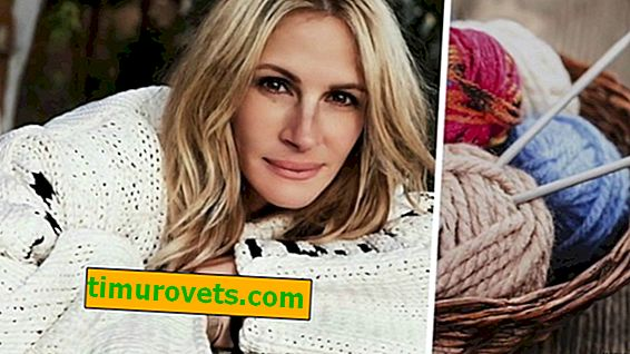 Hollywood Knitters: Stars That Knit