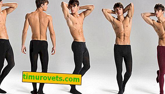 Чорапогащи за мъже: носят ли ги мъжете и кога