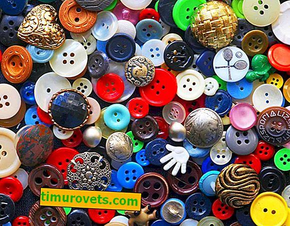 Qué tipos de botones son