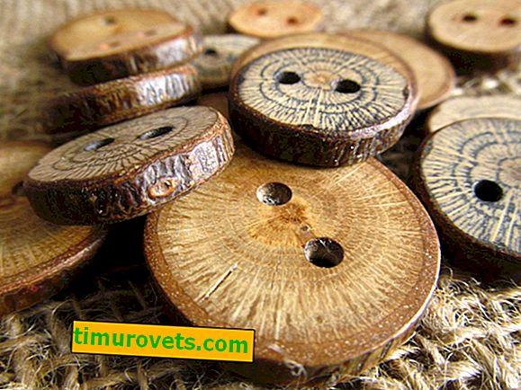 ¿Quién inventó los botones?
