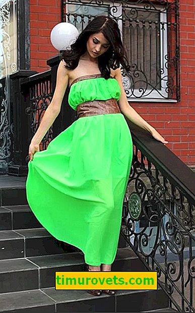 How to combine neon colors in clothes and not dazzle others