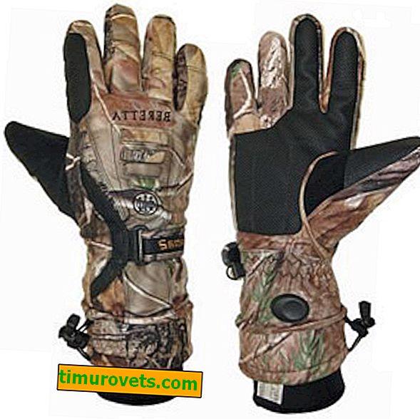 Зимни риболовни ръкавици, кои да изберете?