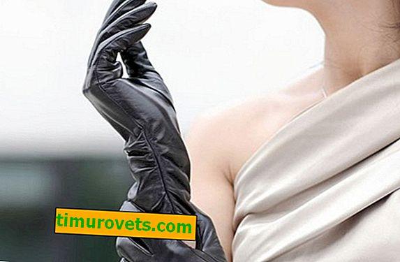 Comment étirer des gants de cuir?